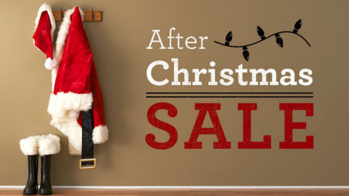 After Christmas sales 2020 - A Complete Buyers Guide