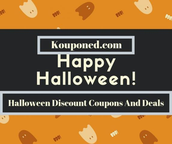 Best Halloween Offers for US 2019