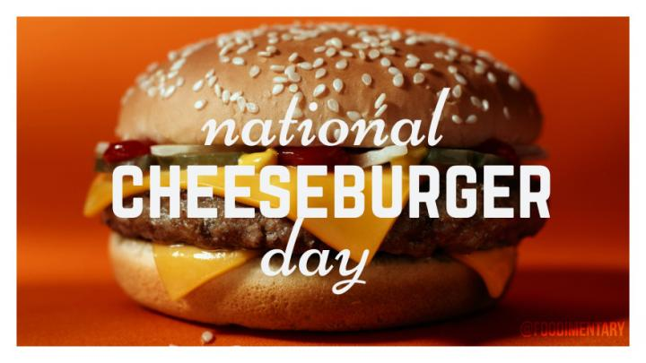 National Cheese Burger Day 2019